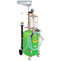RAASM- AIR OPERATED DRAINER 80lt