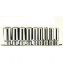 SOCKET SET 1/2'' HEXAGON DEEP 40911