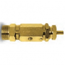 SAFETY VALVES 1/4''