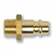 CONNECTOR OF RAPID BALL TAP COUPLING MALE 3/8''