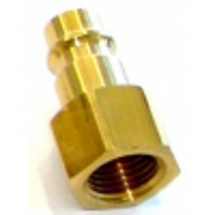 CONNECTOR OF RAPID BALL TAP COUPLING FEMALE 3/8''
