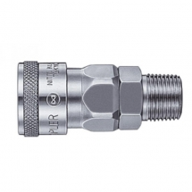 RAPID BALL TAP COUPLING MALE SI-40SM