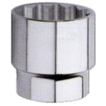 SOCKET 1/2'' POLYGON 12mm