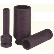 IMPACT SOCKET 1/2'' HEXAGON DEEP 34mm