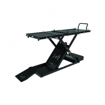 SCISSOR TYPE LIFT MOTO ELECTRO-HYDRAULIC GOLDRAKE DARK CUSTOM LV8
